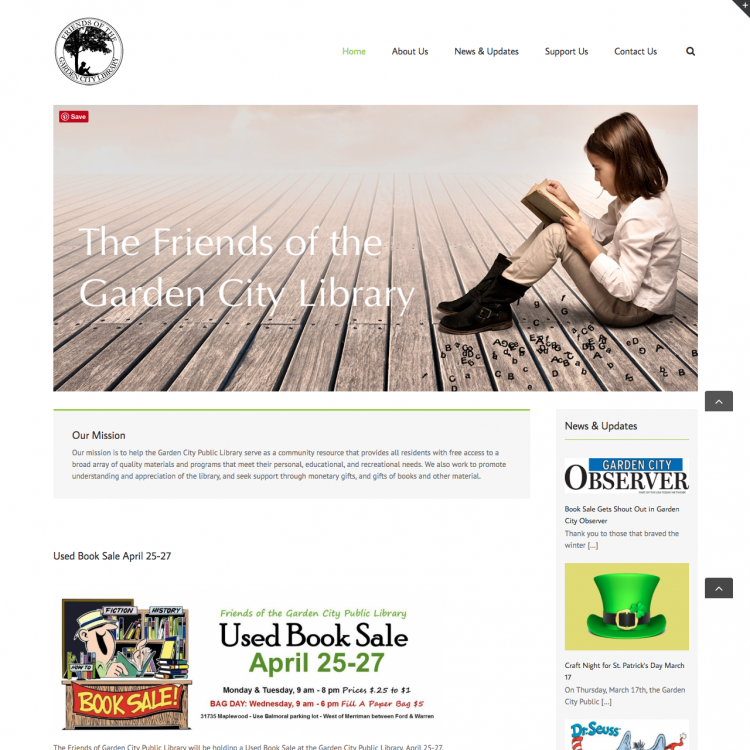 Palmerworks – Affordable Web Design for Small Business – Friends of ...
